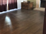 Del Cerro new hardwood living room